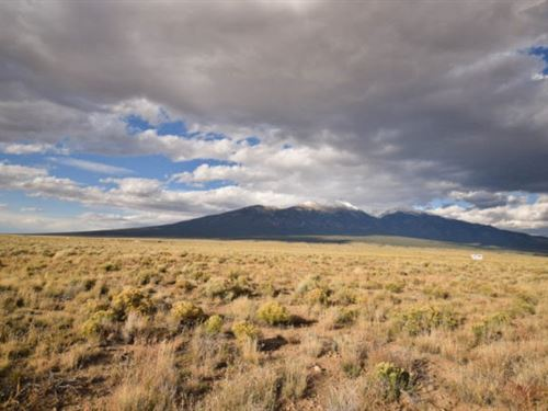 5 Acre Parcel In Costilla County : Blanca : Costilla County : Colorado