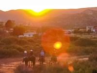 Old West Ranch, Wrangler : Ramona : San Diego County : California