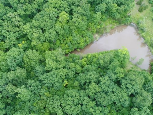Serious Hunting Ground 160 Ac : Cainsville : Mercer County : Missouri