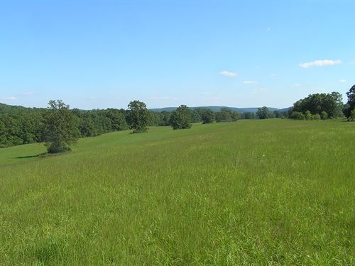 Farm, Lakes, Pasture, Barn, Views : Pikeville : Bledsoe County : Tennessee