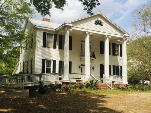 Historic Magnolia Farm : Ridgeway : Fairfield County : South Carolina