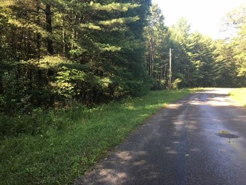 Creek, Woods, Paved Rd, 31 Acres : Dunlap : Sequatchie County : Tennessee