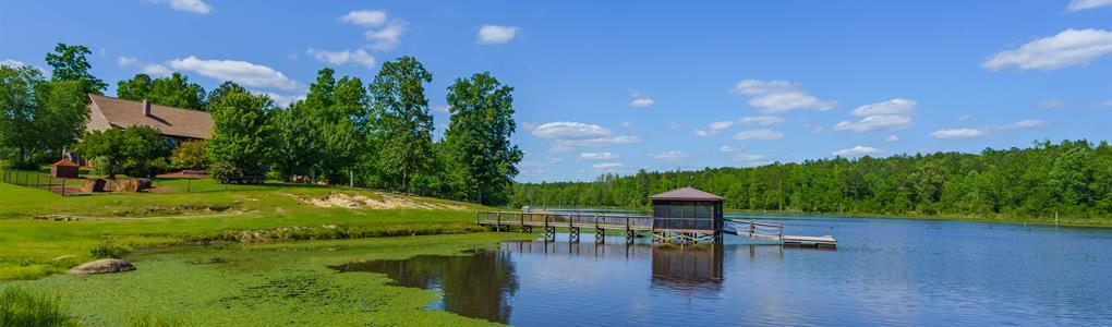 Granite Hill Plantation : Winnsboro : Fairfield County : South Carolina