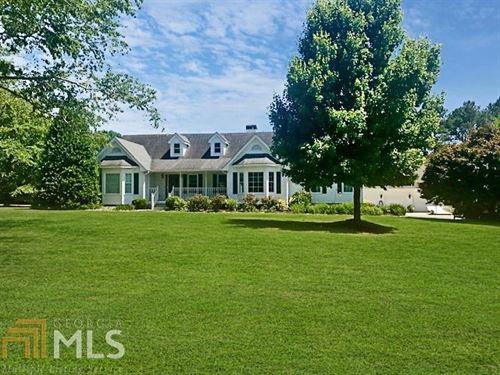 Hobby Farm On 5 Acres : Monroe : Walton County : Georgia
