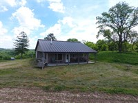 Cabin/Rec/Investment Property : Blue River : Richland County : Wisconsin