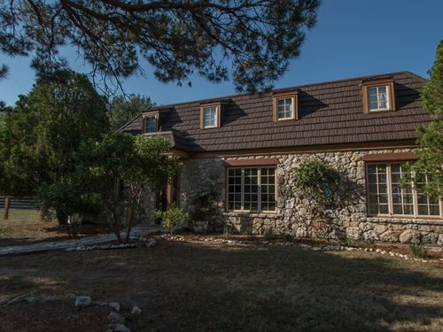 Large Home Acreage Just Outside : San Angelo : Tom Green County : Texas