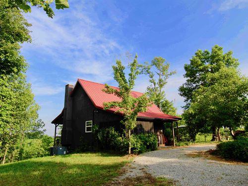 Nelson Rd, 48 Acres : Lucasville : Scioto County : Ohio