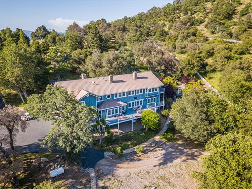 Boulder Creek Ranch : Julian : San Diego County : California
