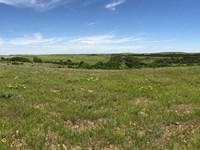 Oklahoma Ranch Land For Sale : Maramec : Pawnee County : Oklahoma