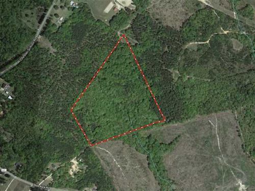21 Acres in Chester, Chester CO : Chester : South Carolina