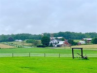 65 Acre Certified Organic Farm : Allenwood : Lycoming County : Pennsylvania