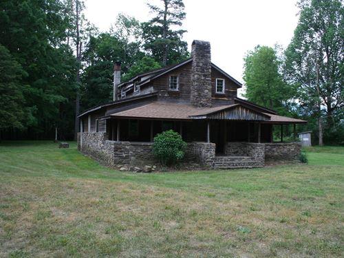 Recreation Calf Pasture : West Augusta : Augusta County : Virginia
