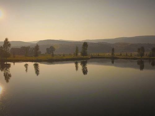 Stillwater At Elk Creek Ranch : Meeker : Rio Blanco County : Colorado