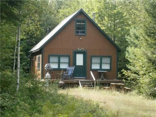 Remote Camp For Sale in Maine : Springfield : Penobscot County : Maine