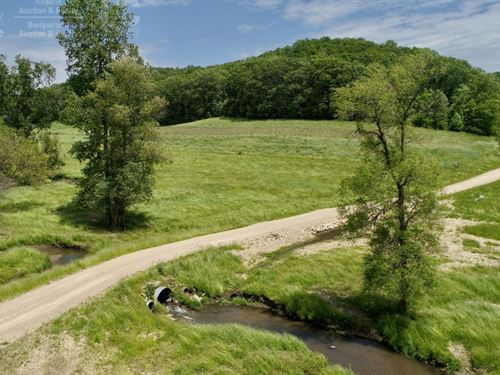 Enchanting Recreational Retreat : Hillsboro : Vernon County : Wisconsin