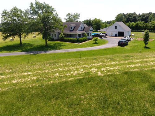 Nice Country Home And Poultry Farm : South Fulton : Obion County : Tennessee