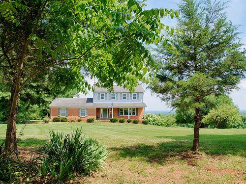 Misty Ridges Farm : Esmont : Albemarle County : Virginia