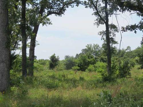 Bachelor Farm Road Combination Rec : Crystal : Atoka County : Oklahoma