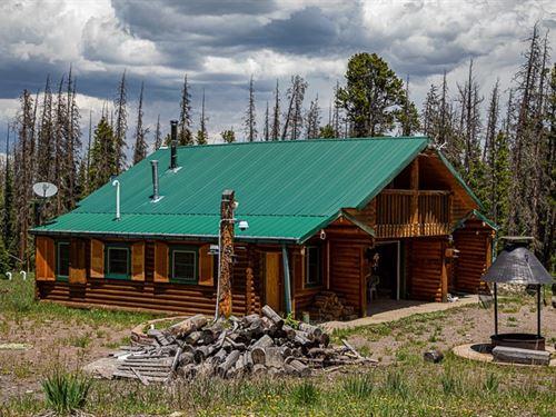 Saguache Elk Lodge : Saguache : Colorado