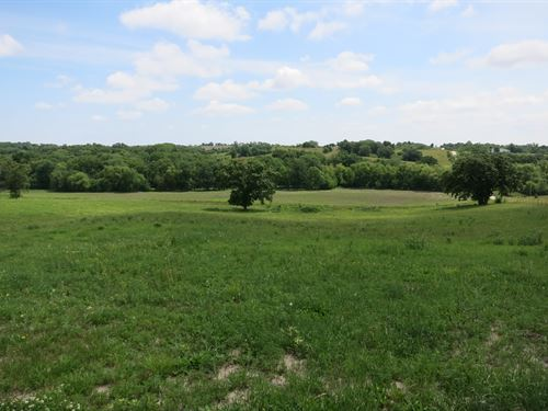 40 Acre Tract in NW Missouri : Bethany : Harrison County : Missouri
