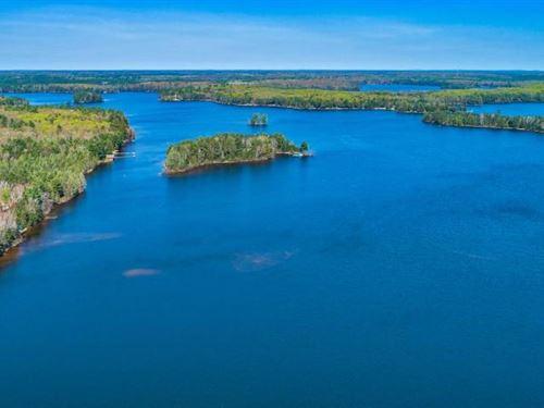 178509, Plum Lk Building Site 10+Ac : Plum Lake : Vilas County : Wisconsin