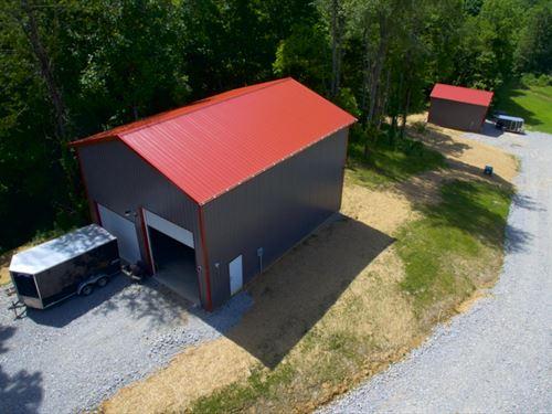 Twelve Mile Rd, 34 Acres : New Richmond : Clermont County : Ohio