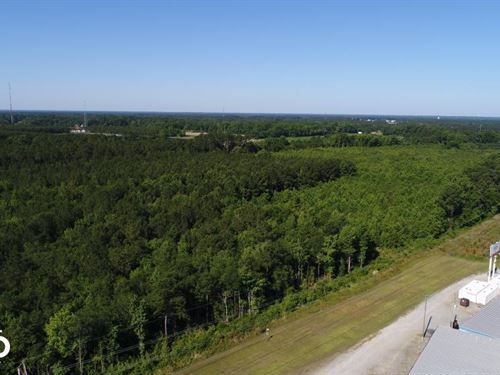 Interstate 95/Hwy 70 Commercial Inv : Selma : Johnston County : North Carolina