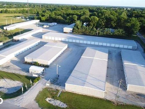 Highway 7 Storage, Clinton, MO : Clinton : Henry County : Missouri