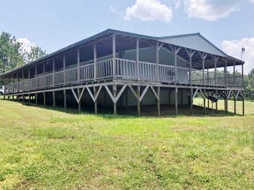 Turnkey Mobile Home Camp, 17 Acres : Tylertown : Walthall County : Mississippi
