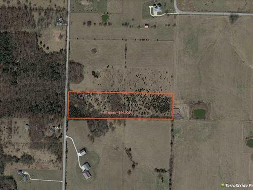 10-Acre Build Site Near Willard : Willard : Greene County : Missouri