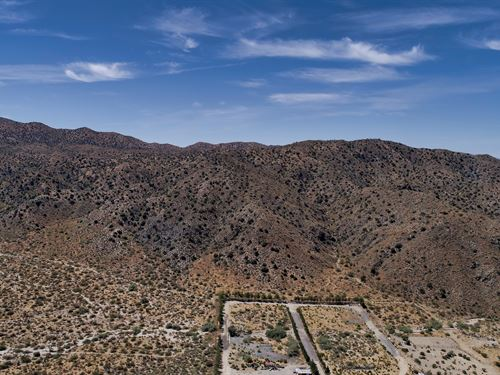 Come Back To Your Mountain : Morongo Valley : San Bernardino County : California