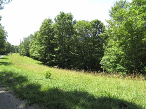 5 Acres, Mtn Views In Secluded Area : Hilham : Clay County : Tennessee