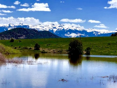 Flying H Ranch : Montrose : Ouray County : Colorado