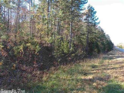 Wooded, Utilities Close, Shirley : Shirley : Van Buren County : Arkansas
