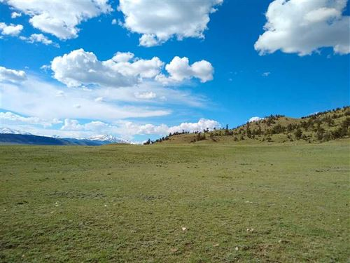 Hunter's Valley at Windmill : Fairplay : Park County : Colorado