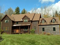 The Nest Homestead : Moretown : Washington County : Vermont