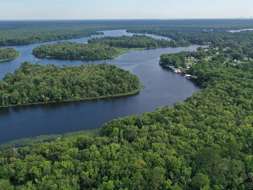 St, Johns River Front : Satsuma : Putnam County : Florida