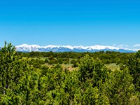 Hunting Ranch With Road Frontage : Walsenburg : Huerfano County : Colorado