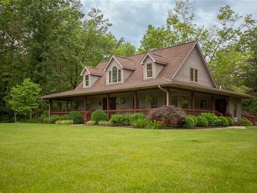 Home And Guest House For Sale, Cla : Brazil : Clay County : Indiana