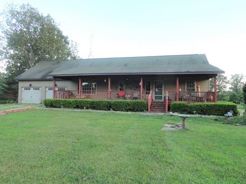 Private Setting 40 Acres Salem, MO : Salem : Dent County : Missouri