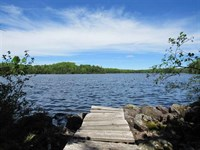 27622 Fence Lake Rd : Michigamme : Baraga County : Michigan