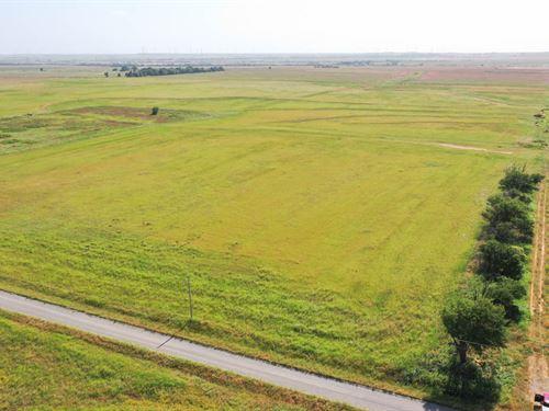 50 Acres Cropland : Gotebo : Kiowa County : Oklahoma