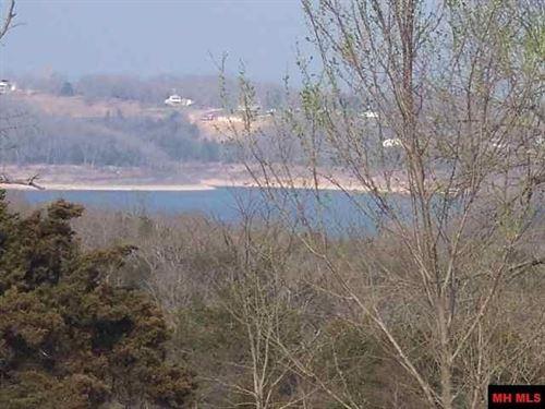 Bull Shoals Lake Area Building Site : Peel : Marion County : Arkansas
