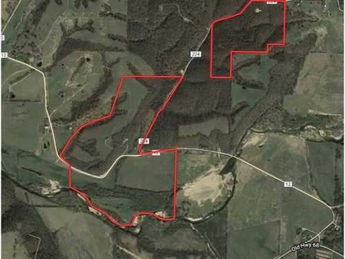 Homes Acreage Osage Creek Siloam : Siloam Springs : Benton County : Arkansas