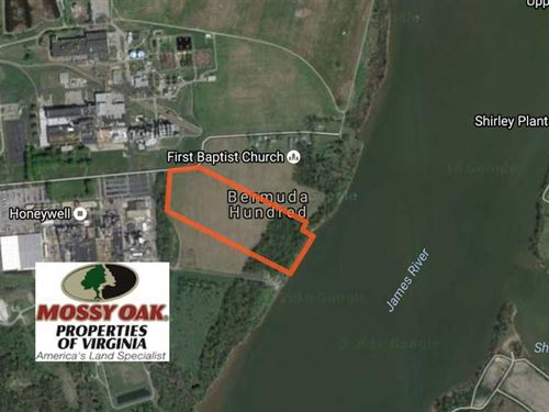 26 Acres of Prime Potential Commer : Chester : Chesterfield County : Virginia