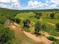 Beautiful 200 Acres on Flat Creek : Cape Fair : Barry County : Missouri