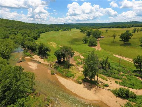 Beautiful 200 Acres on Flat Creek : Cape Fair : Barry County : Missouri