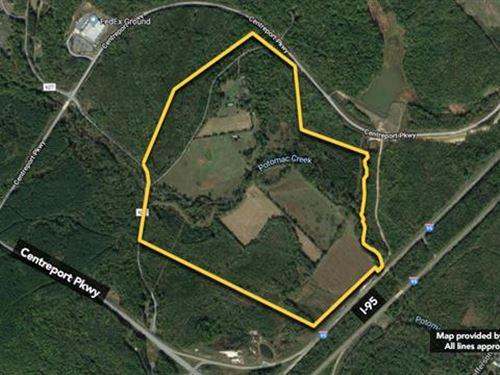 231 Acres of Land in Frederic : Fredericksburg : Monroe County : Virginia