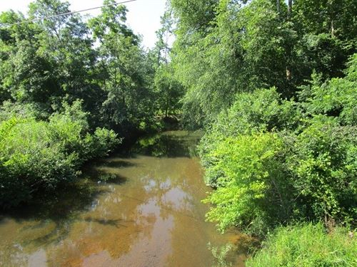 Land For Sale, Creek Front : Doniphan : Ripley County : Missouri