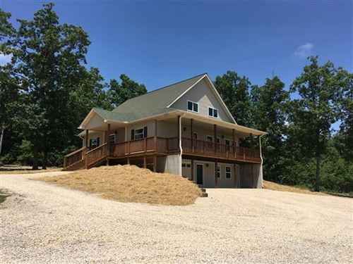 5 Bed/4 Bath Country Home Eminence : Summersville : Shannon County : Missouri